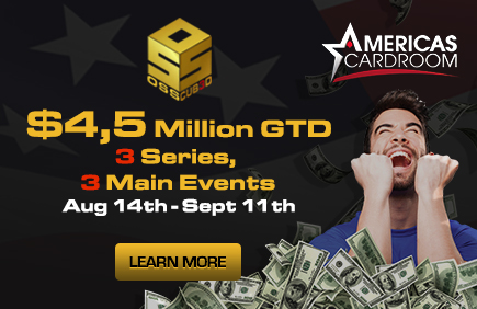 AMericas Card Room USA Online Poker Site