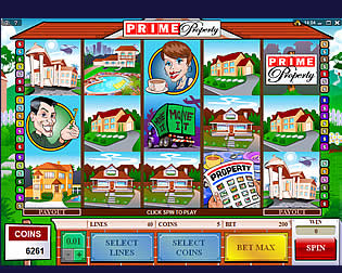 Play Prime Property Slot Online