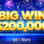Big winner at bitstarz
