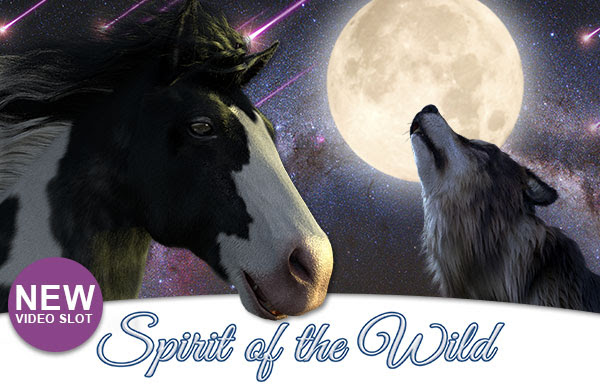 Spirit Of The Wild Slot Machine