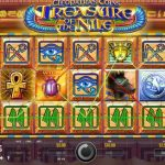 Treasure of the nile online slot